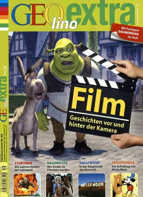 GEOlino extra Film inkl. DVD Martin Verg