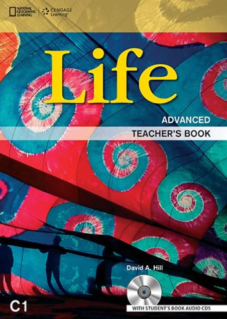 Life, Advanced. Teacher's Book m. 2 Audio-CDs. Level C1 ~ Da ... 9783852729107
