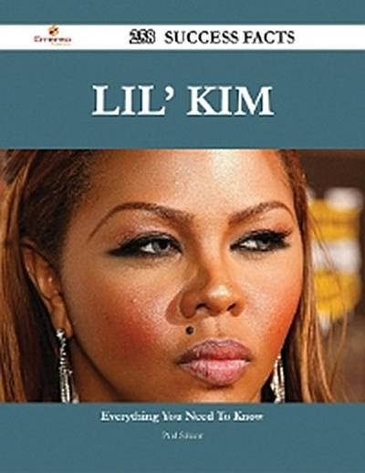 Lil' Kim 258 Success Facts - Everything you need to know about Lil' Kim