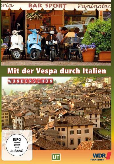Mit der Vespa durch Italien - Wunderschön!
