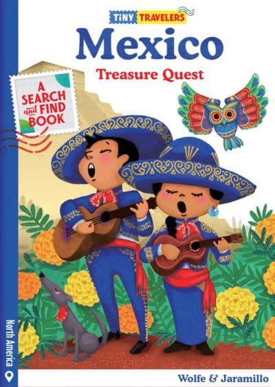 Tiny Travelers Mexico Treasure Quest: Treasure Quest