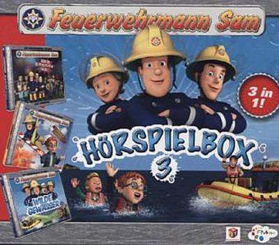 Feuerwehrmann Sam - Hörspielbox 3