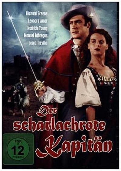 Der scharlachrote Kapitän, 1 DVD
