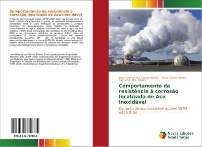 Comportamento da resistência à corrosão localizada de Aço Inoxidável