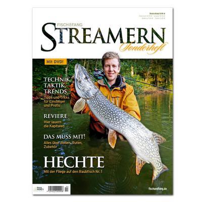 Streamern, m. DVD