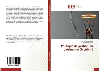 Politique de gestion du patrimoine électricité