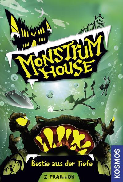 Monstrum House 03. Bestie aus der Tiefe