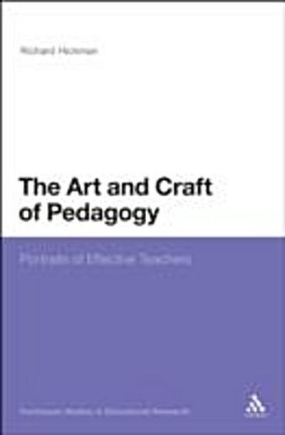 Art and Craft of Pedagogy