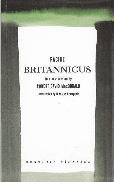 Brittanicus: A New Version by Robert David MacDonald