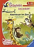 Abenteuer im Zoo: Tägliches Lesetraining mit  ...