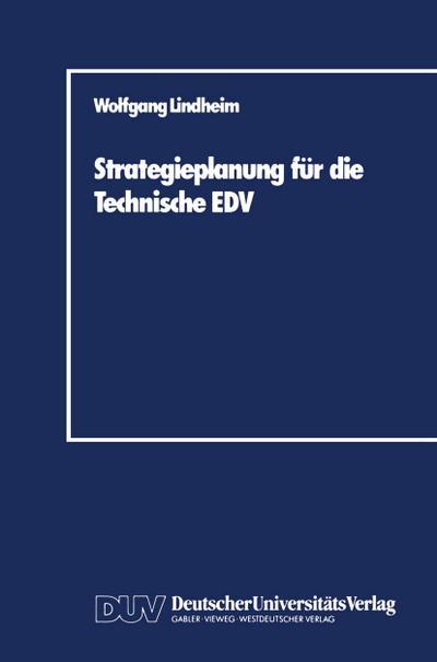Strategieplanung für die Technische EDV