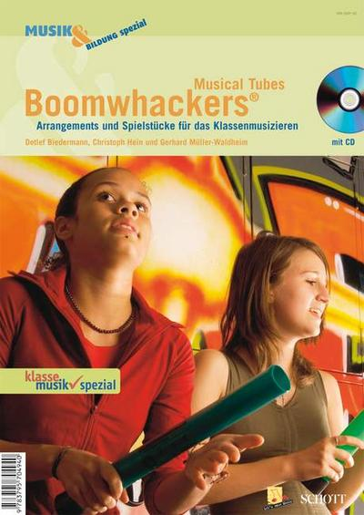 Boomwhakers Musical Tubes 1