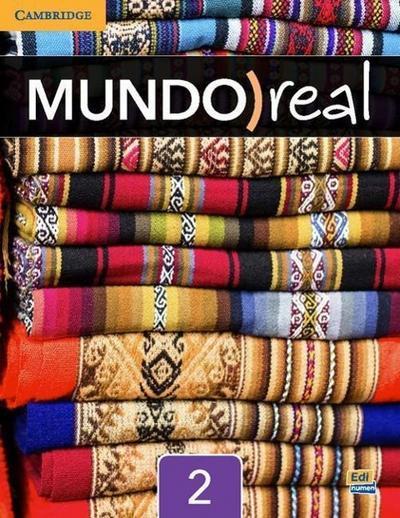 Mundo Real Level 2 Student's Book Plus Eleteca Access