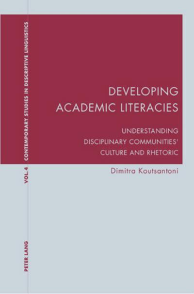 Developing Academic Literacies