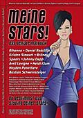 Meine Stars! Das geniale Malbuch. Ausgabe Winter 2010 - Jana Moskito