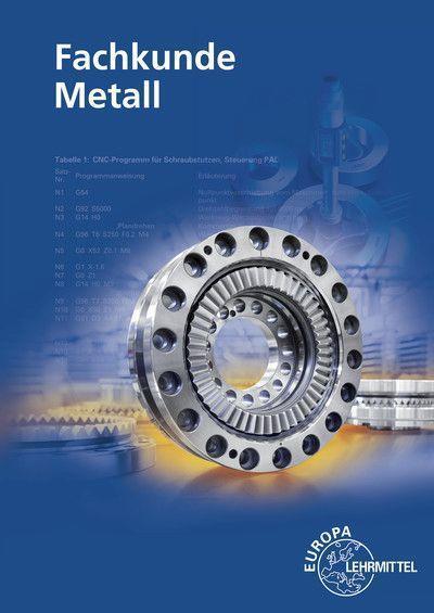 Fachkunde Metall mit CD-ROM