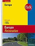 Falk Reiseatlas Europa 1:800 000