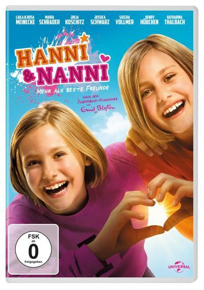 Hanni und Nanni - Mehr als beste Freunde