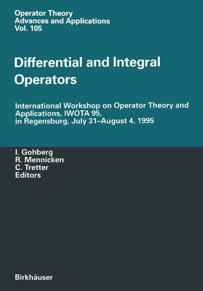 Differential and Integral Operators