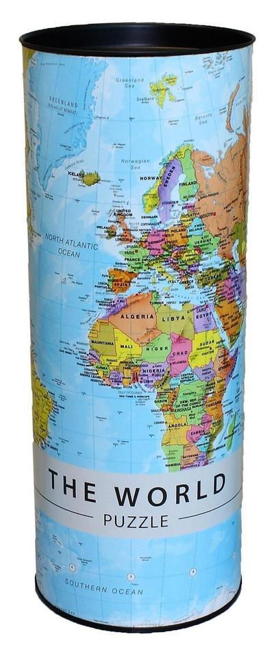 World Puzzle 1000 Teile, 68 x 48 cm