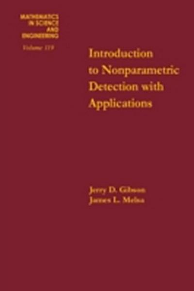 Introduction to Nonparametric Detection with Applications