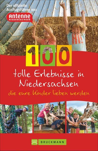 100 tolle Erlebnisse in Niedersachsen, die eure Kinder lieben werden