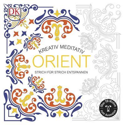 Kreativ meditativ Orient: Strich für Strich entspannen