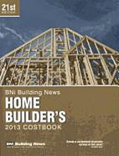 BNI HOME BUILDERS COSTBK-2013