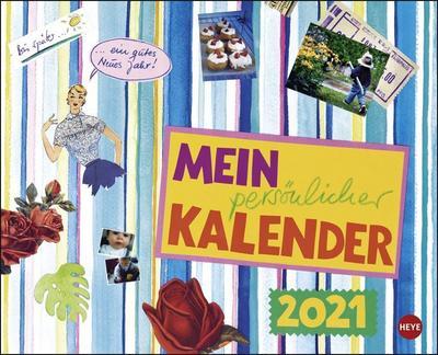 Kohwagner: Mein persönlicher Kalender 2021