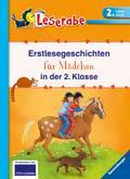 Leserabe - Sonderausgaben: Erstlesegeschichten für Mädchen in der 2. Klasse (HC - Leserabe - Sonderausgabe)