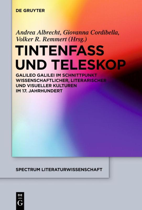 Tintenfass und Teleskop Andrea Albrecht