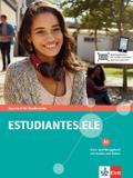 Estudiantes. ELE A1. Kurs- und Übungsbuch + Audios online