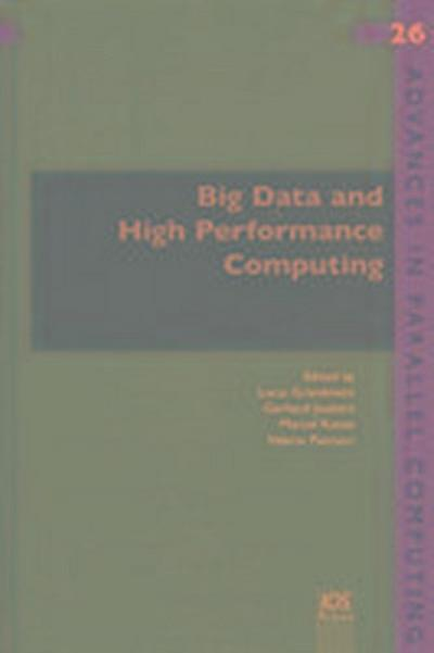 BIG DATA & HIGH PERFORMANCE COMPUTING