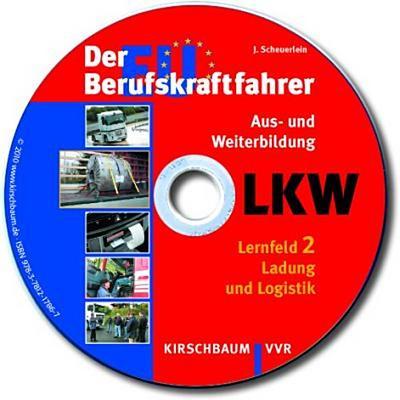 """Schulungs-CD """"Der EU-Berufskraftfahrer - Aus- und Weiterbildung Lkw"""""""