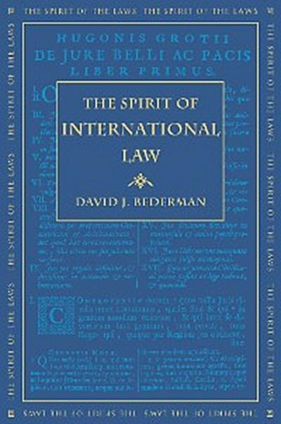 The Spirit of International Law