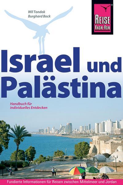 Israel und Palästina   ; Reiseführer ; Deutsch; ca. 504 S. -