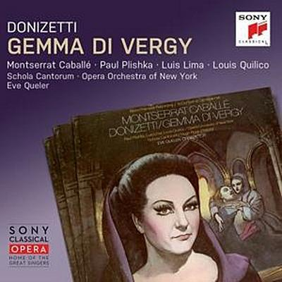 Donizetti: Gemma di Vergy (Remastered)