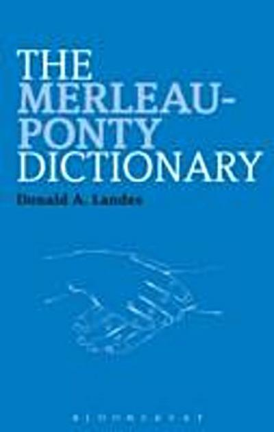 Merleau-Ponty Dictionary