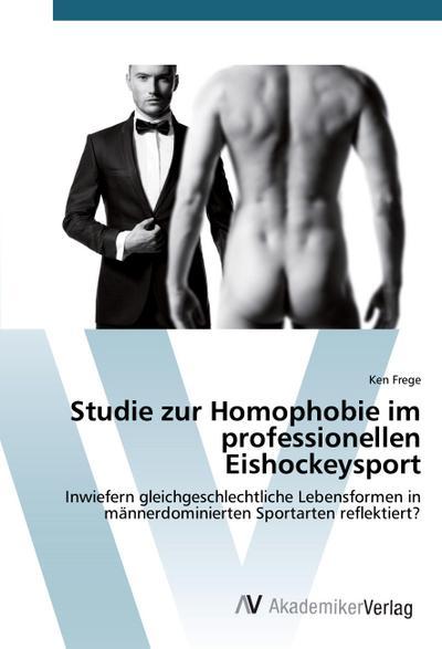 Studie zur Homophobie im professionellen Eishockeysport