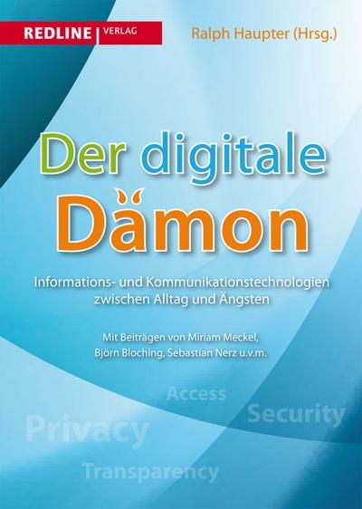 Der digitale Dämon - Redline Verlag - Taschenbuch, Deutsch, Ralph Haupter, ,
