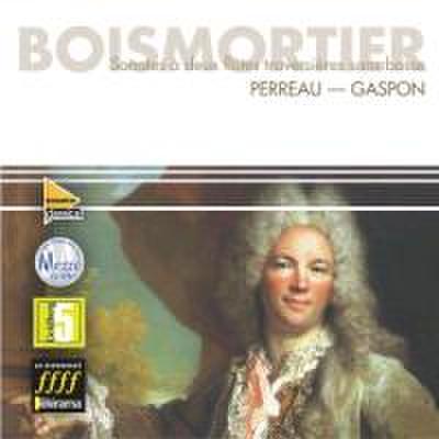 Sonates a deux flutes sans basse op.8,17/+