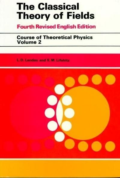 Classical Theory of Fields