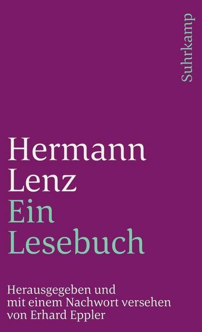 Hermann Lenz. Ein Lesebuch