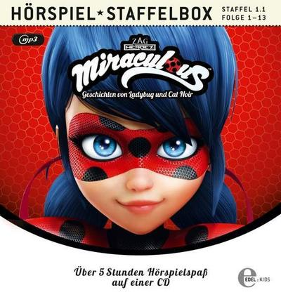 Miraculous Staffel 1.1