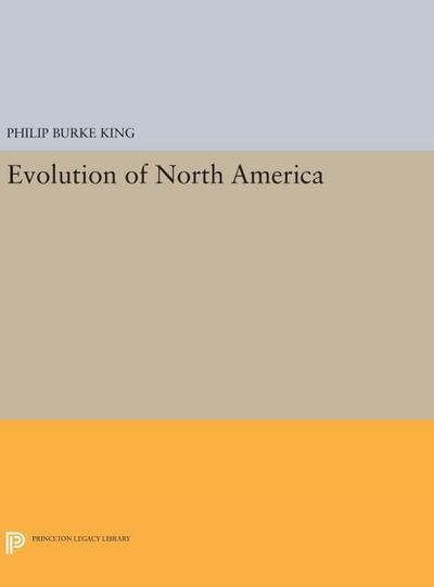Evolution of North America