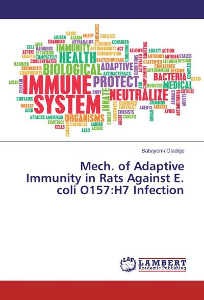 Mech. of Adaptive Immunity in Rats Against E. coli O157:H7 Infection