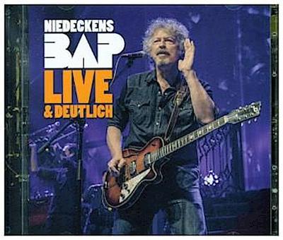 Live & Deutlich (2CD)