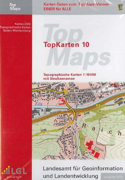 Baden-Württemberg Top 10 Ausgabe 2014