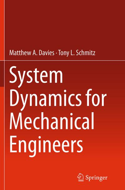 System Dynamics for Mechanical Engineers