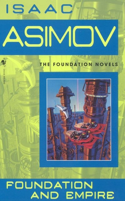 NEU Foundation and Empire Isaac Asimov 293371